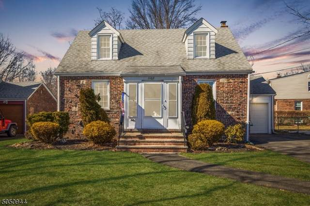 1102 Raritan Rd, Cranford Twp., NJ 07016 (MLS #3695327) :: The Sikora Group