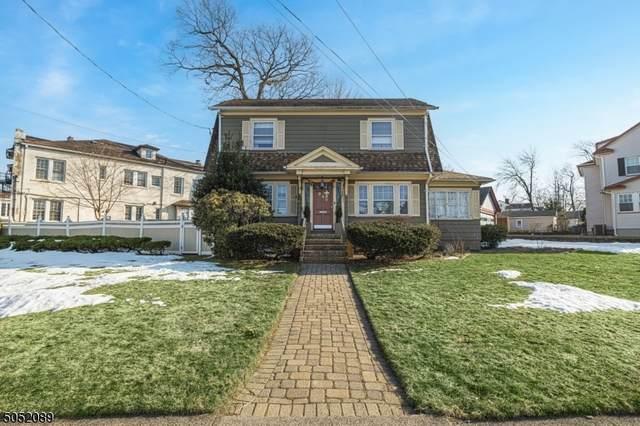 880 Park Ave, Elizabeth City, NJ 07208 (MLS #3695365) :: Team Francesco/Christie's International Real Estate