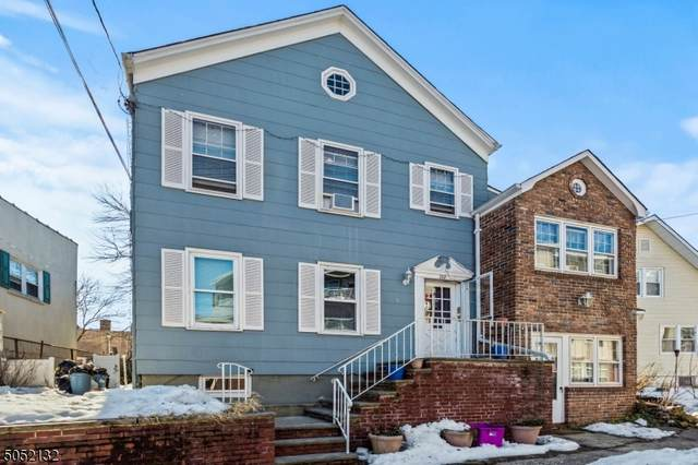212 Central Ave, Rahway City, NJ 07065 (MLS #3695380) :: The Sikora Group