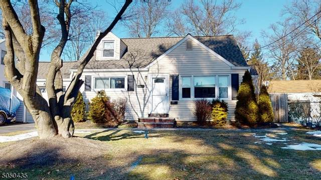 569 Hunter Ave, Scotch Plains Twp., NJ 07076 (MLS #3695386) :: The Sikora Group
