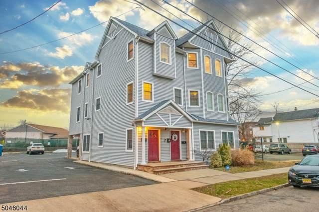 27 Sussex Ave, Unit 3 #3, Morristown Town, NJ 07960 (MLS #3695411) :: RE/MAX Select