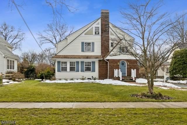 908 Boulevard, Westfield Town, NJ 07090 (MLS #3695420) :: RE/MAX Select