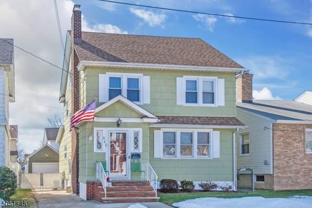 846 Emerson Ave, Elizabeth City, NJ 07208 (MLS #3695454) :: The Sikora Group