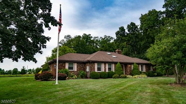 144 Cider Mill Rd, East Amwell Twp., NJ 08551 (MLS #3695504) :: The Sikora Group