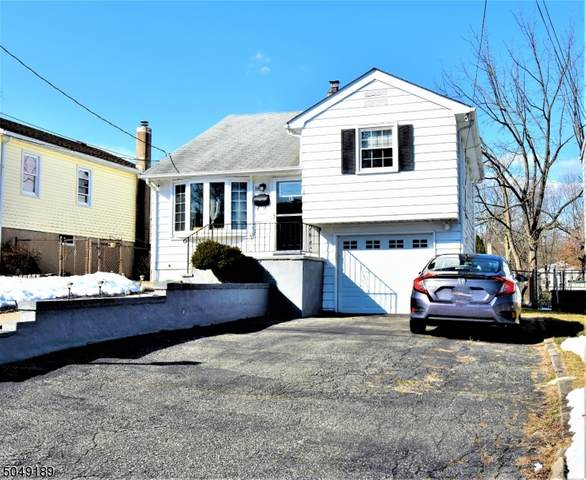 18 Iroquois Ave, Parsippany-Troy Hills Twp., NJ 07034 (MLS #3695533) :: RE/MAX Select