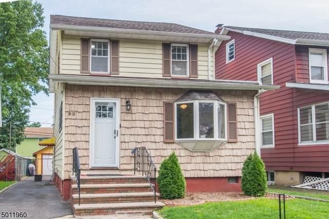 98 Warwick St, Bloomfield Twp., NJ 07003 (MLS #3695551) :: Pina Nazario