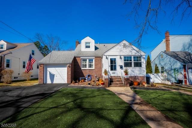 1252 Glenn Ave, Union Twp., NJ 07083 (MLS #3695632) :: REMAX Platinum