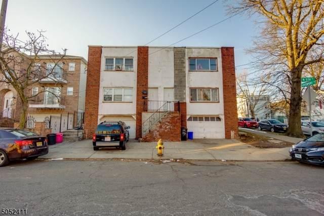 702 N 5th St, Newark City, NJ 07107 (MLS #3695640) :: REMAX Platinum