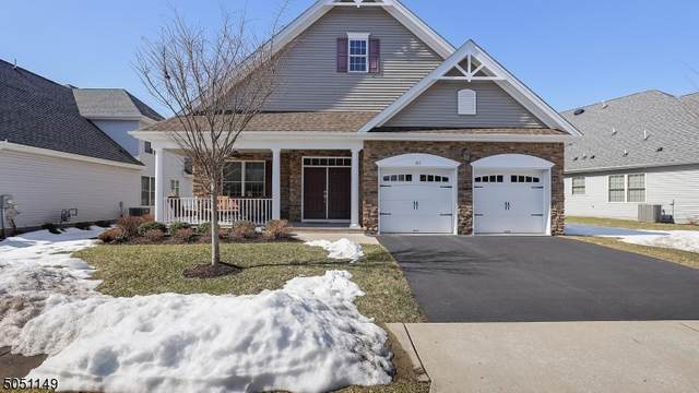 61 Patriots Way, Franklin Twp., NJ 08873 (MLS #3695642) :: Coldwell Banker Residential Brokerage