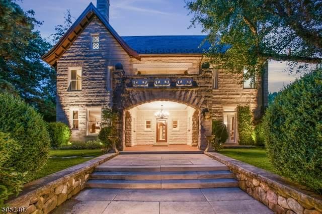 105 South Terrace, Millburn Twp., NJ 07078 (MLS #3695644) :: Coldwell Banker Residential Brokerage