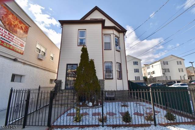 637 S Broad St, Elizabeth City, NJ 07202 (MLS #3695660) :: Team Francesco/Christie's International Real Estate
