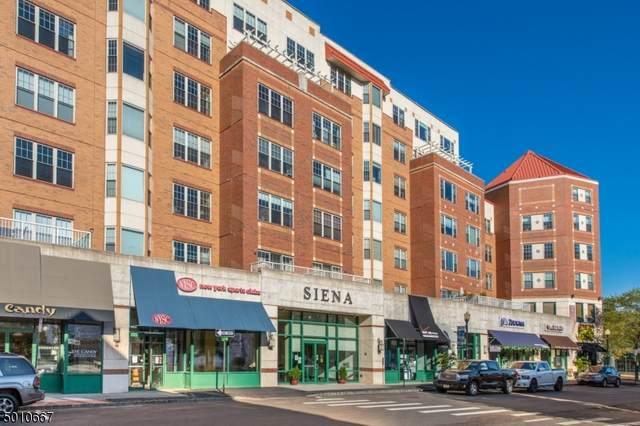 48 S Park St #519, Montclair Twp., NJ 07042 (MLS #3695671) :: Coldwell Banker Residential Brokerage
