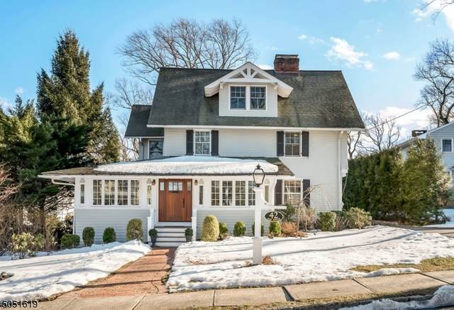 42 Oak Ridge Ave, Summit City, NJ 07901 (MLS #3695751) :: Coldwell Banker Residential Brokerage