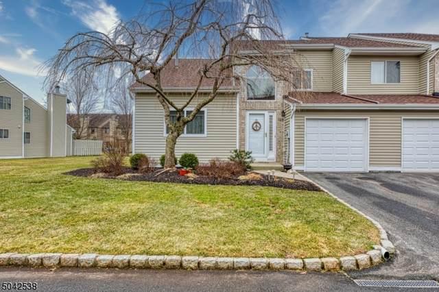 128 Castle Ridge Dr, East Hanover Twp., NJ 07936 (MLS #3695770) :: RE/MAX Select