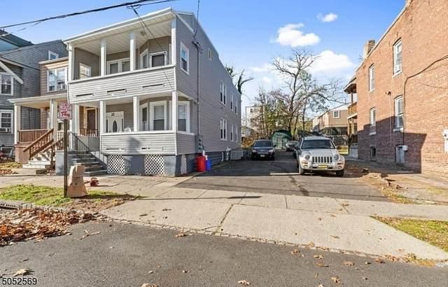 22 Wheeler St, Montclair Twp., NJ 07042 (MLS #3695812) :: Coldwell Banker Residential Brokerage