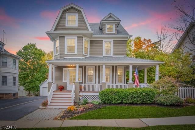 16 N Hillside Ave, Chatham Boro, NJ 07928 (MLS #3695816) :: RE/MAX Select