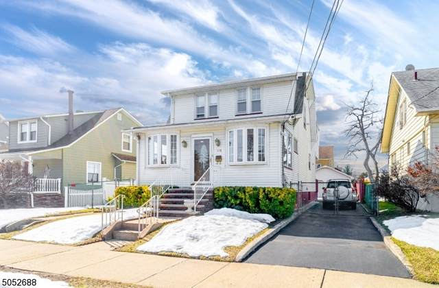 115 Arlington Ave, Paterson City, NJ 07502 (MLS #3695914) :: The Sikora Group