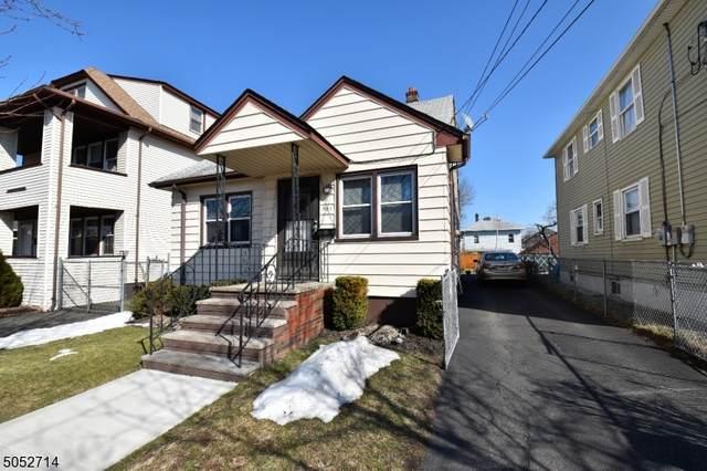 951 E 27th St, Paterson City, NJ 07513 (MLS #3695927) :: Team Cash @ KW