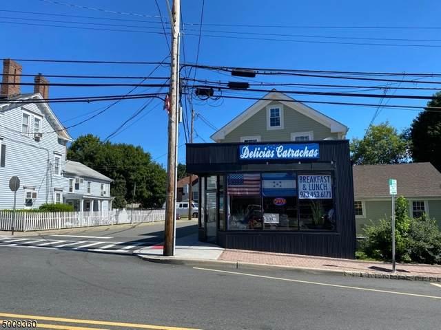 36 W Main St, Rockaway Boro, NJ 07866 (MLS #3695943) :: RE/MAX Select