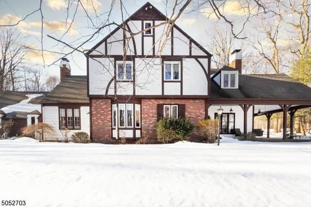 32 Horizon Dr, Mendham Twp., NJ 07945 (MLS #3696020) :: SR Real Estate Group