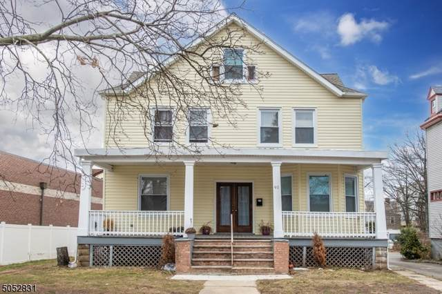 91 Hawthorne Ave, East Orange City, NJ 07018 (MLS #3696021) :: The Karen W. Peters Group at Coldwell Banker Realty