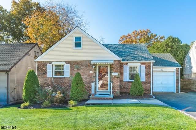 163 Mountainview Ave, Nutley Twp., NJ 07110 (MLS #3696126) :: Team Francesco/Christie's International Real Estate