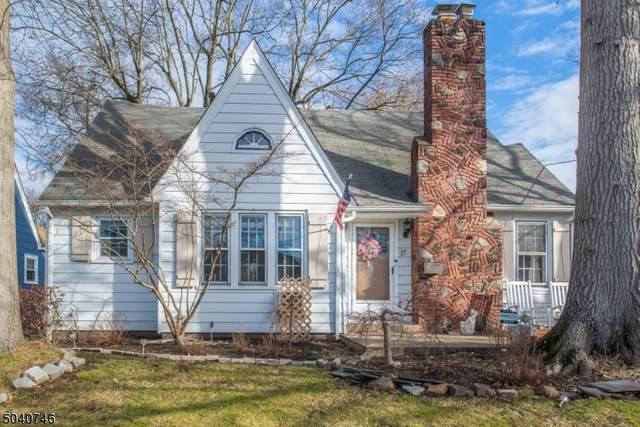 17 Gates Ave, West Caldwell Twp., NJ 07006 (MLS #3696132) :: Team Francesco/Christie's International Real Estate