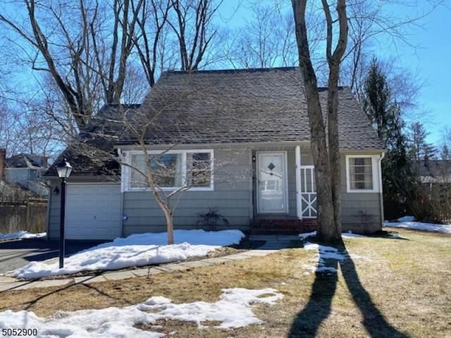 158 Runnymede Pkwy, New Providence Boro, NJ 07974 (MLS #3696165) :: Coldwell Banker Residential Brokerage