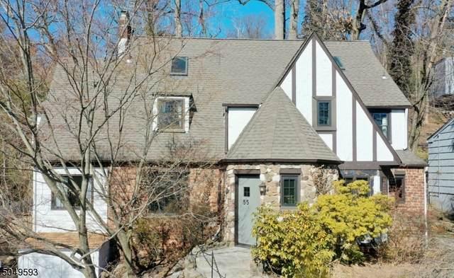 55 Harding Dr, South Orange Village Twp., NJ 07079 (MLS #3696181) :: Coldwell Banker Residential Brokerage