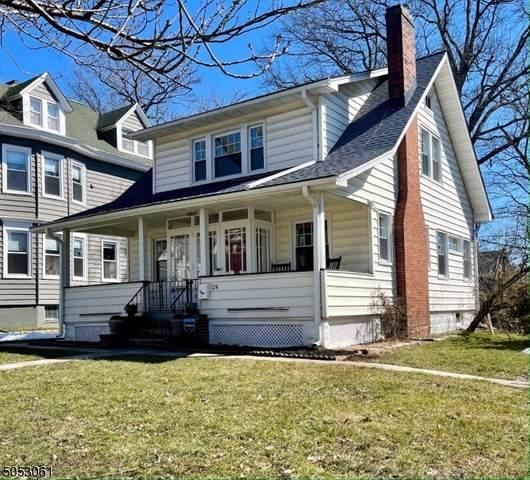 136 Ward Pl, South Orange Village Twp., NJ 07079 (MLS #3696349) :: Coldwell Banker Residential Brokerage
