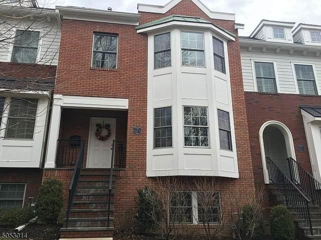 10 Cook Ave #5, Madison Boro, NJ 07940 (MLS #3696556) :: SR Real Estate Group
