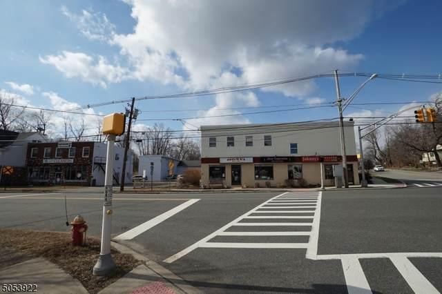 55 Parsippany Rd, Hanover Twp., NJ 07981 (MLS #3696910) :: SR Real Estate Group