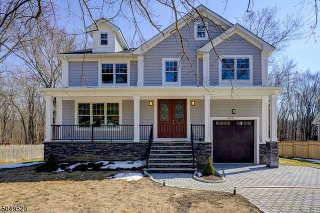 823 River Rd, Chatham Twp., NJ 07928 (MLS #3697332) :: Coldwell Banker Residential Brokerage