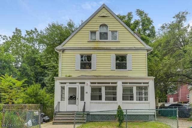 46 Park Pl, East Orange City, NJ 07017 (MLS #3697360) :: SR Real Estate Group