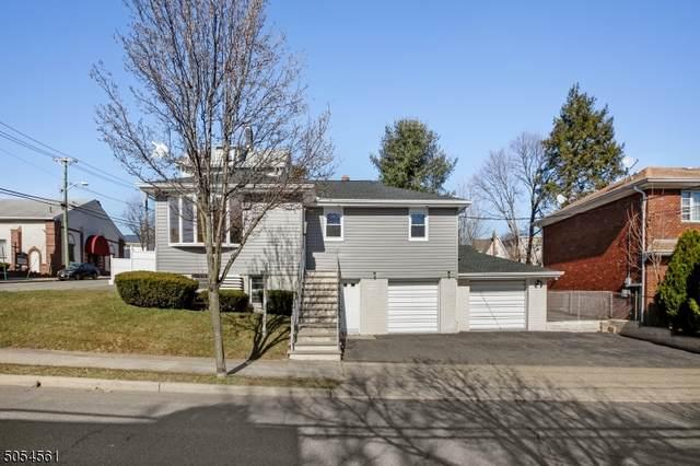 443 Division Ave, Carlstadt Boro, NJ 07072 (MLS #3697510) :: The Sikora Group