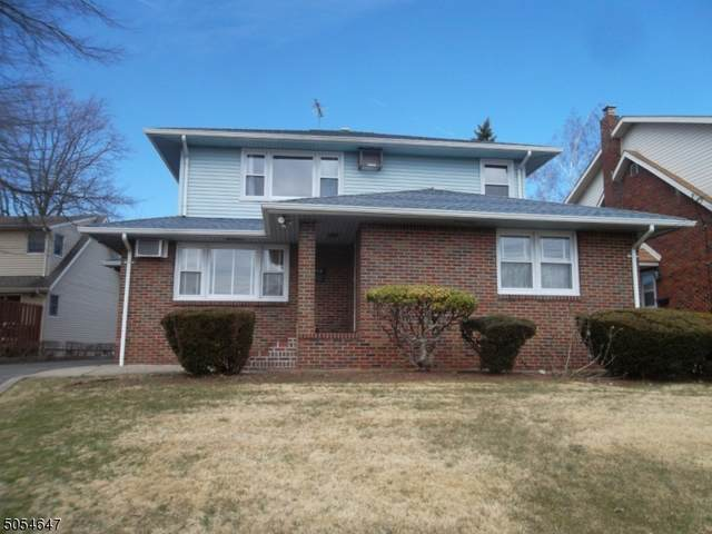 150 Willet St (Aka 152), Passaic City, NJ 07055 (#3697583) :: Jason Freeby Group at Keller Williams Real Estate