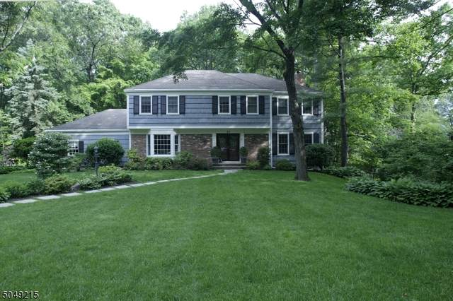 57 Hall Rd, Chatham Twp., NJ 07928 (MLS #3697947) :: The Sue Adler Team