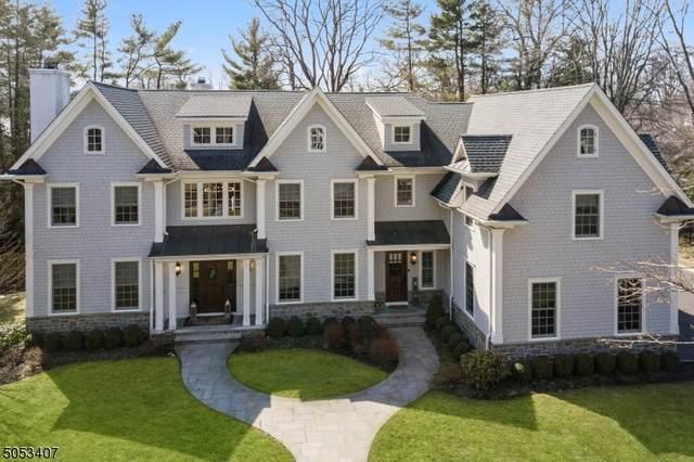 2 Linden Lane, Chatham Twp., NJ 07928 (MLS #3698328) :: SR Real Estate Group