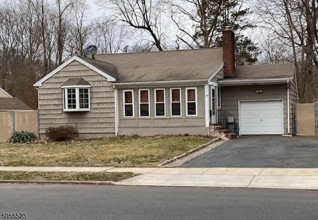 798 Old Lake Ave, Rahway City, NJ 07065 (MLS #3698355) :: Zebaida Group at Keller Williams Realty