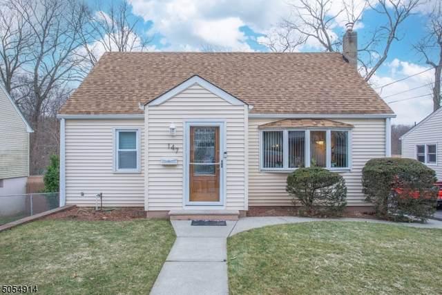 147 Linden Rd, Wayne Twp., NJ 07470 (MLS #3698381) :: The Karen W. Peters Group at Coldwell Banker Realty