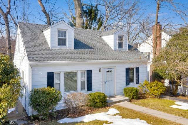 19 Hillcrest Ave, Morristown Town, NJ 07960 (MLS #3698467) :: Provident Legacy Real Estate Services, LLC