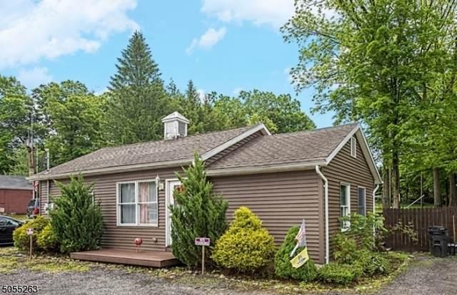 121 Rt 560, Sandyston Twp., NJ 07851 (MLS #3699124) :: Zebaida Group at Keller Williams Realty