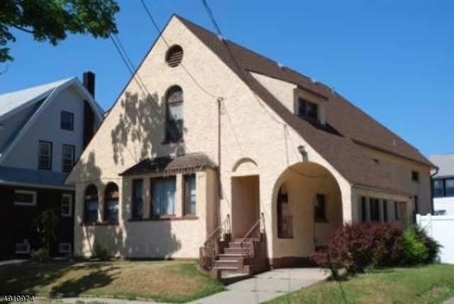 404 E 38th St, Paterson City, NJ 07504 (MLS #3699575) :: Team Braconi | Christie's International Real Estate | Northern New Jersey