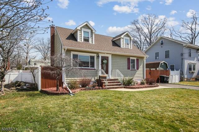 346 Oakwood Ave, Kenilworth Boro, NJ 07033 (MLS #3699708) :: The Dekanski Home Selling Team