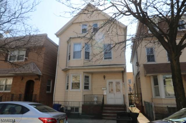 406 Lafayette St, Newark City, NJ 07105 (MLS #3699783) :: The Sue Adler Team