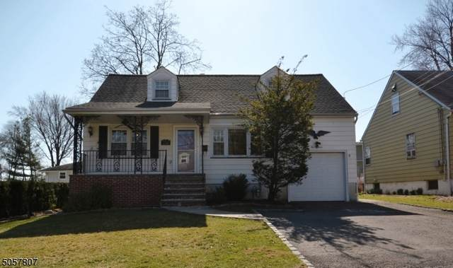 218 Sailer St, Cranford Twp., NJ 07016 (#3700250) :: Daunno Realty Services, LLC