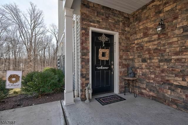 211 Parkview Ln #211, Rockaway Twp., NJ 07866 (MLS #3700344) :: SR Real Estate Group