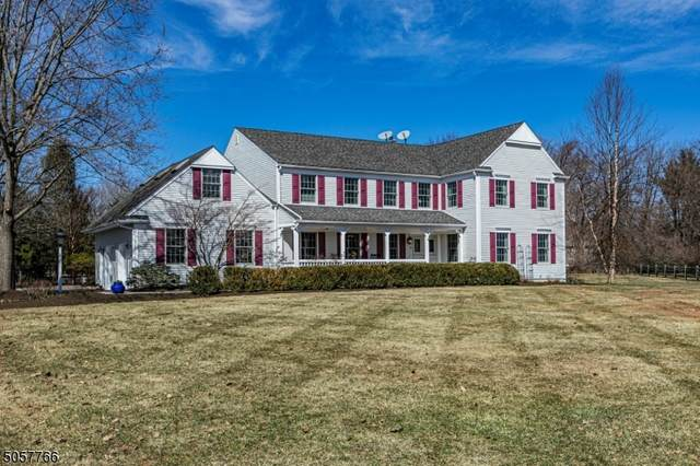 32 Kingswood Ct, Montgomery Twp., NJ 08502 (MLS #3700375) :: The Sue Adler Team