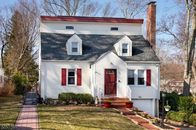 25 Cedar Ln, Chatham Twp., NJ 07928 (MLS #3700386) :: The Sue Adler Team