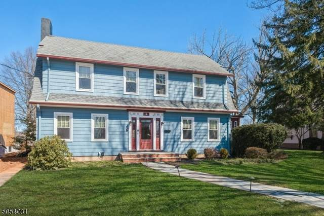 14 W Cliff St, Somerville Boro, NJ 08876 (MLS #3700427) :: SR Real Estate Group